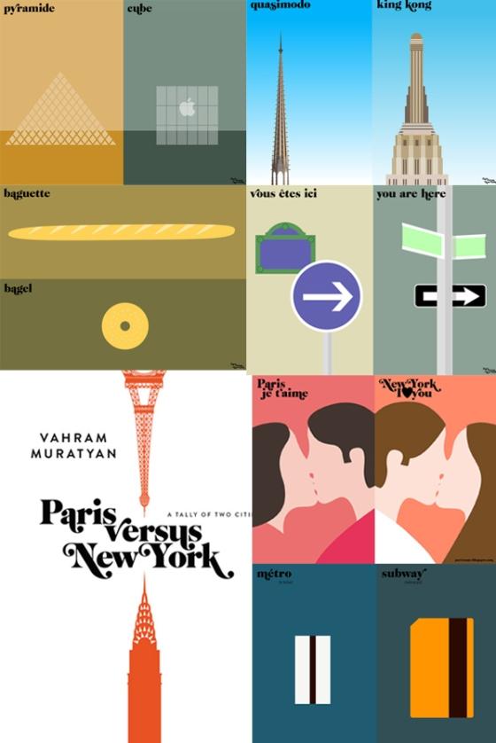 Paris Vs New York2