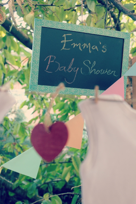 Emma Baby Shower