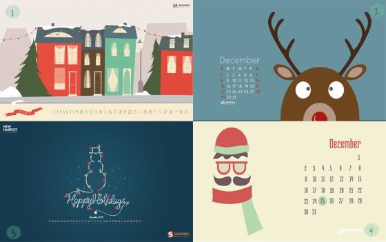 Desktop Wallpaper Diciembre