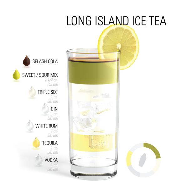 Mi c ctel favorito en ilustraci n pepita pancracia for Cocktail long island