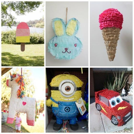 Piñata fiestas