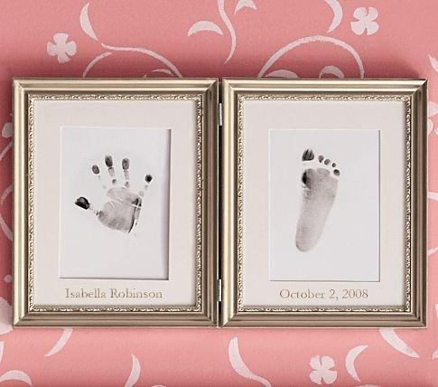 New Born Footprint
